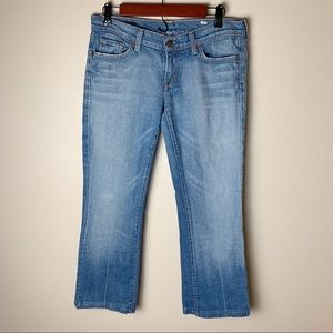 Citizens of Humanity • Kelly Low Rise Bootcut Jean